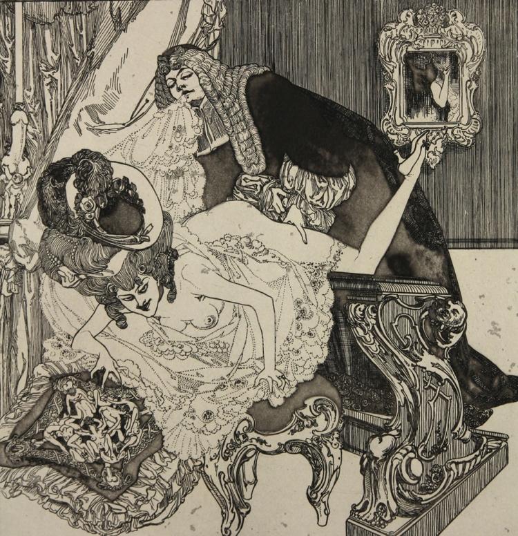 Franz von Bayros 2